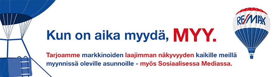 REMAX Center - luotettava kiinteistönvälitys Tampere