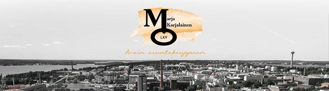 Kiinteistönvälitys Marja Karjalainen LKV Oy - Tampere